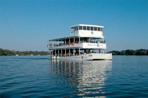 Boat Cruise Zambia by Falls Sunset Cruise River Cruises