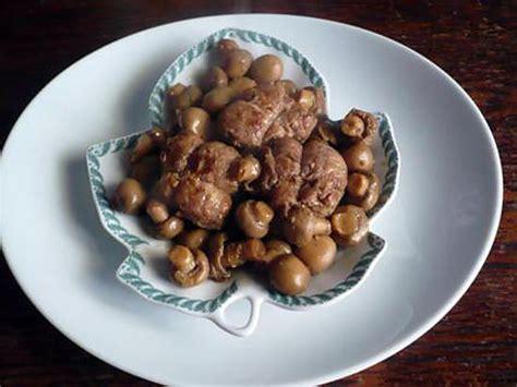 cuisiner de la cervelle de porc comment cuisiner des paupiettes 28 images paupiette