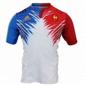Maillot Rugby A 7 : maillot performance equipe de france 7 prix pas cher cdiscount ~ Melissatoandfro.com Idées de Décoration