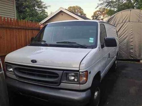 how to sell used cars 1999 ford econoline e150 electronic toll collection sell used 1999 ford e 250 econoline base standard cargo van 2 door 5 4l in norwalk connecticut