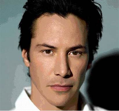 Keanu Reeves Ageless Timelapse Aging Animated Gifs