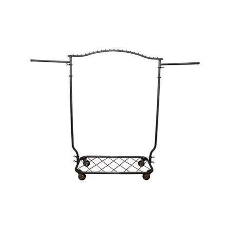 Decorative Rolling Garment Racks by Steel Decorative Rolling Garment Rack Plastic Hangers