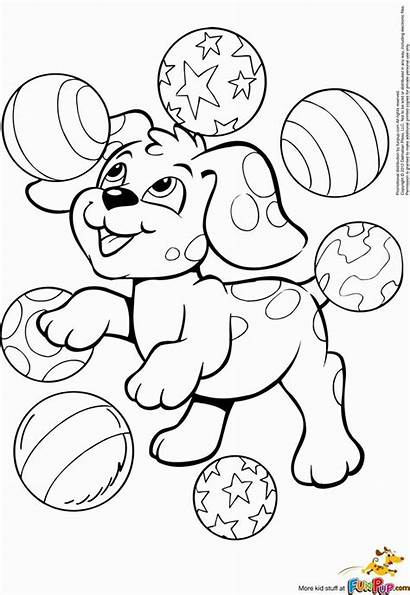 Coloring Pages Puppy Unicorn Puppys