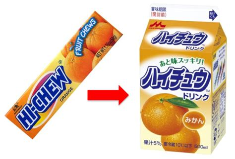 Drinkable Hi-chew Coming To A Japanese Convenience Store