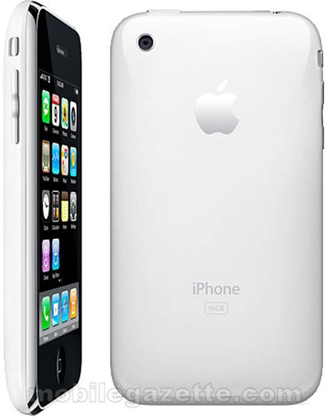 Apple iPhone 3GS 16GB - Specs and Price - Phonegg