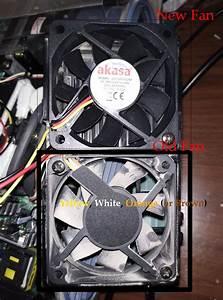 Repair - Replacing Projector Fan