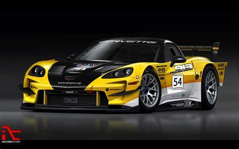 Corvette Racing Wallpaper