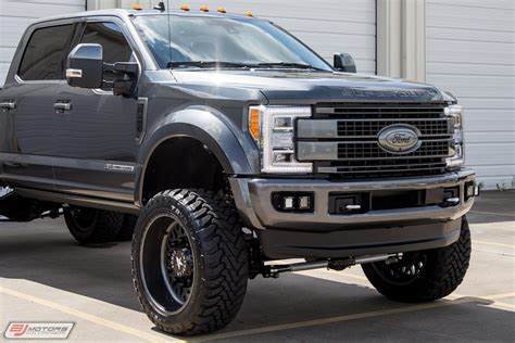 2019 Ford F 450 by Used 2019 Ford F 450 Duty Platinum Signature Series