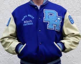 High School Varsity Letterman Jacket