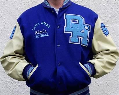 Varsity Jackets Letter Hills Letterman Dana Jacket