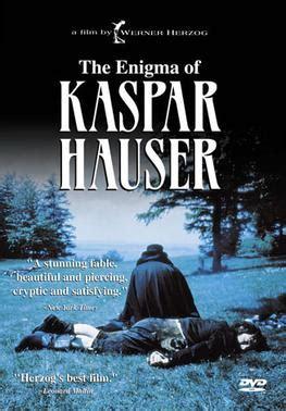 The Enigma Of Kaspar Hauser Wikipedia