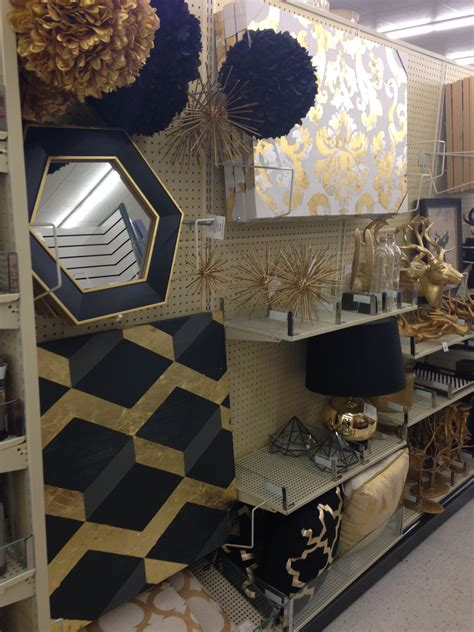Finds Rooms by Black Gold Hobby Lobby Finds New Apartment Decor