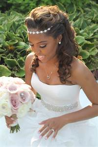 African American Bridal Hairstyles With Veils HairStyles