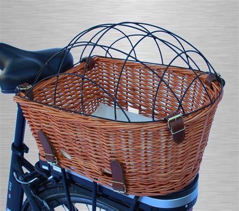 fahrrad weidekorb fuer hunde und katzen fahhrradweidekorb