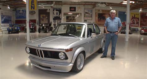 Bmw Garage bmw 2002 restomod stops by leno s garage