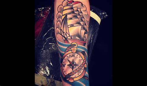 top  des  beaux tatouages de boussole