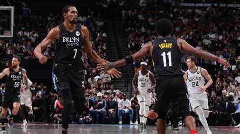 NBA Playoffs: Nets Rout Bucks, Suns Pull Away Late For Win ...