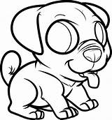 Coloring Pages Pug Dog Chibi Puppy Pet Deadpool Colouring Drawing Cbbs Swashbucklers Luna Looking Printable Sheet Getdrawings Getcolorings sketch template
