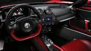 Alfa Romeo 4c Prix : tarifs alfa romeo 4c les prix du spider et du coup 2015 photo 7 l 39 argus ~ Gottalentnigeria.com Avis de Voitures