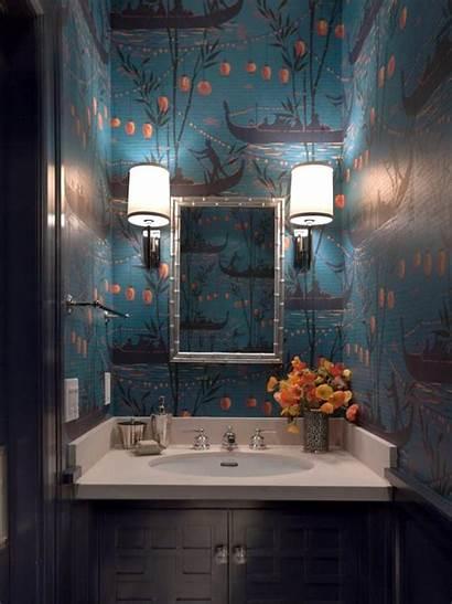 Powder Unique Rooms Designs Dark Moody Bigger