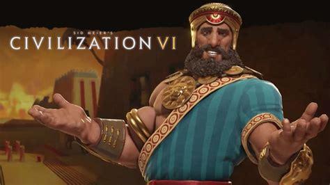 civilization vi   sumeria gamespot