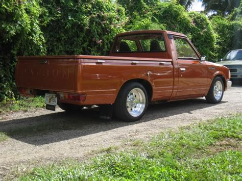 1981 Datsun Truck by Dat 620 1981 Datsun 720 Specs Photos Modification Info