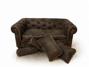 Sofa 2 Sitzer Grau : walstar sofa 2 sitzer grau braun ~ Markanthonyermac.com Haus und Dekorationen