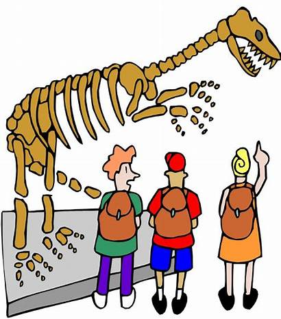 Museum Clipart Clip History Trip Cartoon Museums