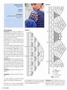 Ergahandmade  Crochet Shawl   Free Pattern   Diagrams