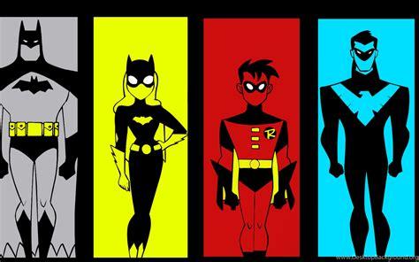 Batman The Animated Series Wallpaper - dc am batman the animated series wallpapers by