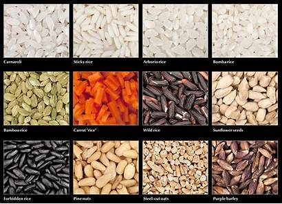 Risotto Cooked Pressure Vegetable Rice Types Grains