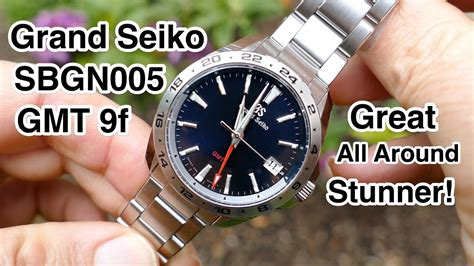 grand seiko sbgn gmt     uhd youtube
