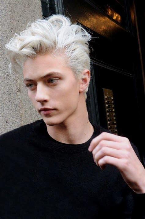 hair color trends  ideas  men