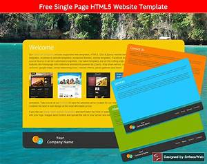 Free HTML5 And CSS3 Website Templates EntheosWeb