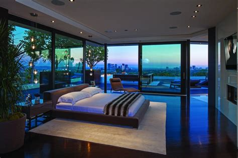 mansion master bedrooms extravagant contemporary beverly mansion with Modern