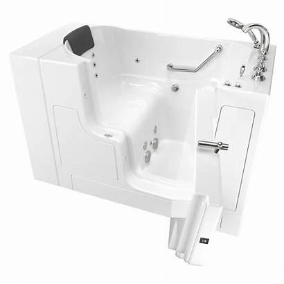 Walk Premium Gelcoat Series Whirlpool Tub Bathtub