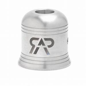Replacement Silver Bell Shape Cap For Time Cap Helmet Rda Atomizer