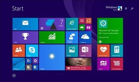 windows 8 bureau disparu windows 10 retrouver l 39 écran d 39 accueil de windows 8