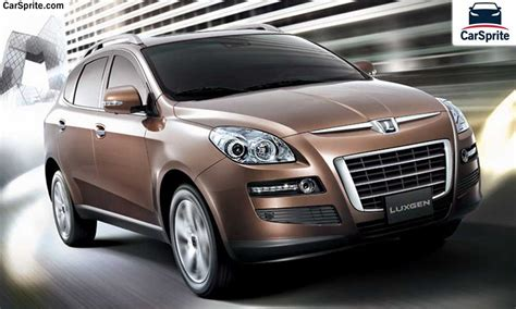 luxgen  suv  prices  specifications  kuwait