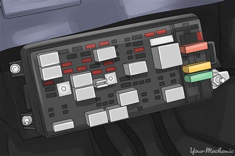 Fuse Box For Kit Cabin by How To Replace A Cooling Fan Relay On Most Vehicles