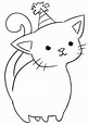 Adorable party cat! | Cat themed birthday party, Happy ...