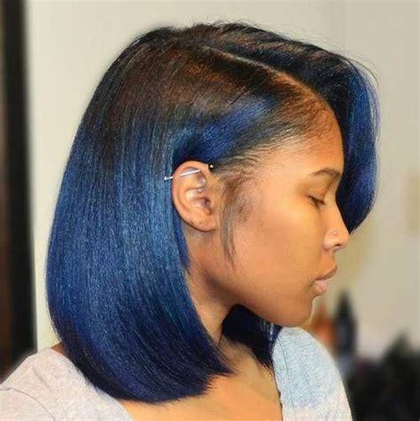 60 Showiest Bob Haircuts For Black Women Bobs Short