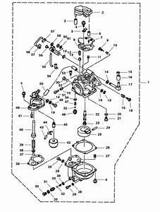 Mariner 25 Hp K Carburetor Carburetor Parts