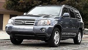 2005 Toyota Highlander 4wd