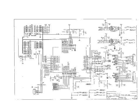 Ctx 1769 1795ua Service Manual Download, Schematics