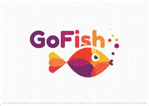 go fish readymade logos for sale undersea archives readymade logos for sale