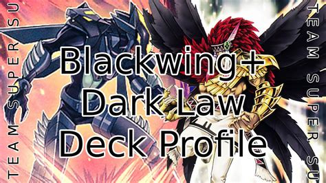 blackwing deck list august 2015 blackwing and yugioh deck profile august 2015