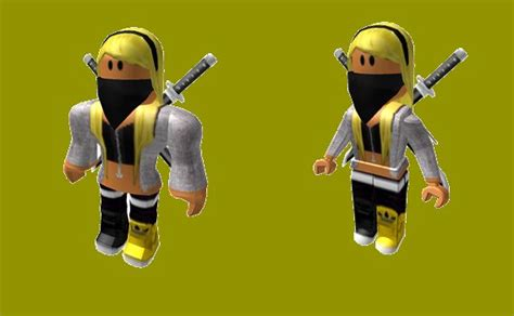Roblox Fashion I Don't Have A Name For But If You Look The