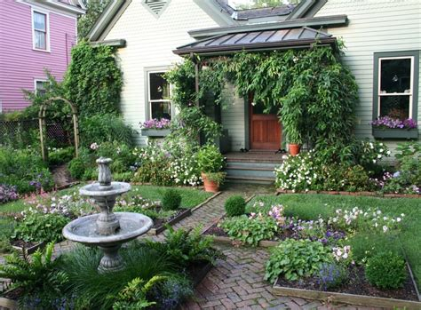 cottage landscaping discover french cottage gardens serenity secret garden