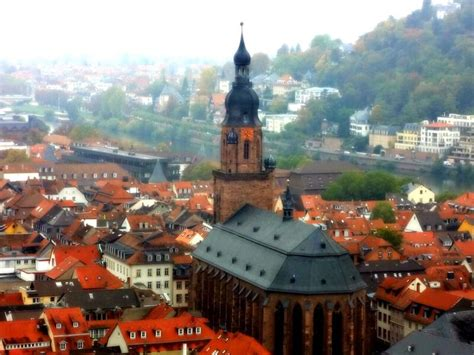 heidelberg castles wine barrel travel  culture